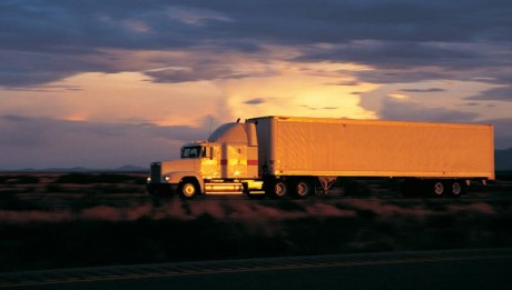 Freight Shipping Truck Freightera Photo