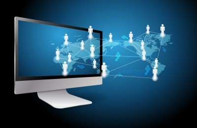 Online shipping network
