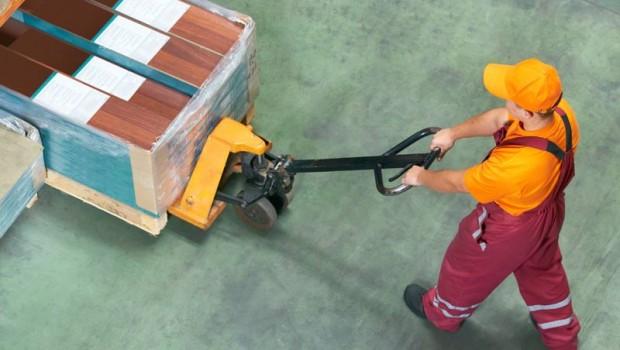 Preparing LTL shipment
