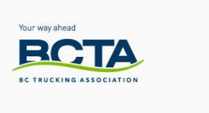 BC Trucking Association Logo