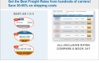 How to Get Instant Freight Quotes & Save up to 85% Shipping Online with Freightera