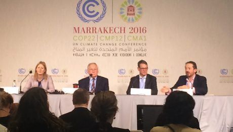 COP22 Conference on Climate change