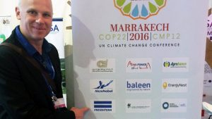 Freightera at COP22
