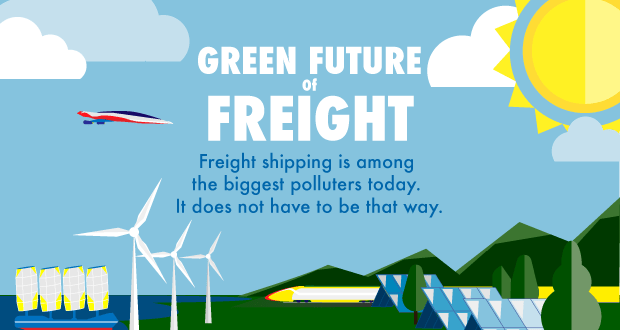 Green Future of Freight image