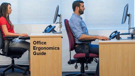 Office ergonomics guide