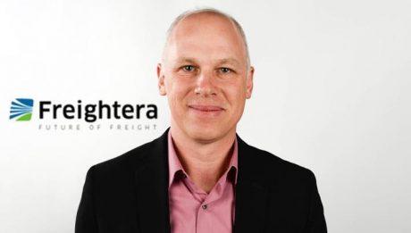 Eric Beckwitt - Best Online Freight Marketplace Award Freightera