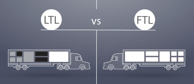LTL vs FTL: Pros & Cons Freightera