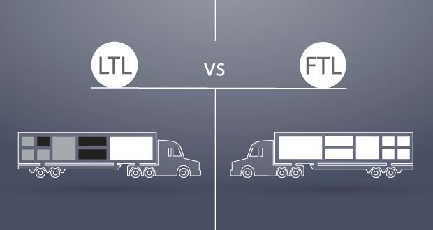 LTL vs FTL: Pros & Cons