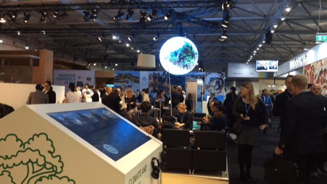 COP23 UN Climate Change Conference, Bonn Zone