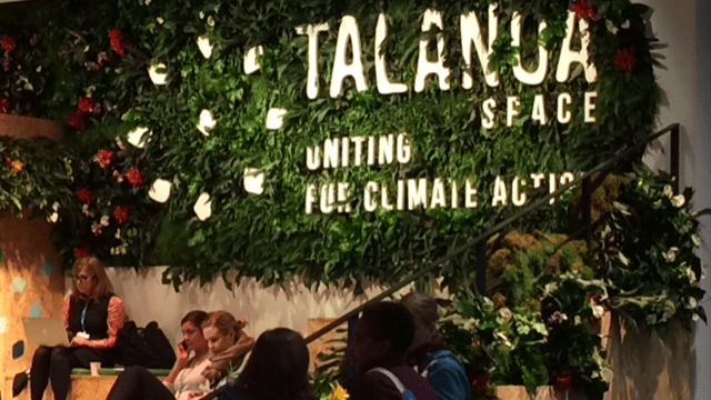COP23 UN Climate Change Conference, Bonn Zone, Talanua Space