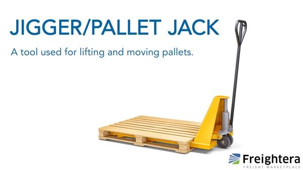 Jigger Pallet Jack
