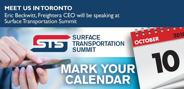 Eric Beckwitt, CEO speaking at the Surface Transportation Summit