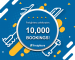 Freightera celebrates 10,000th booking!