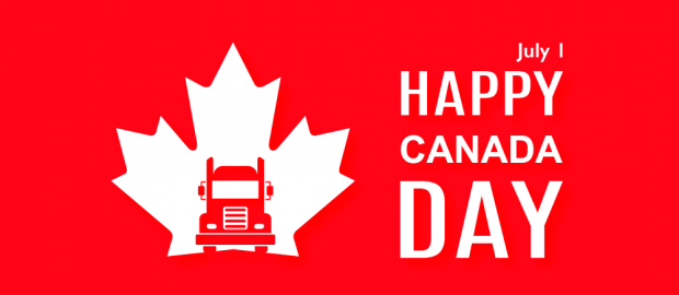 Happy Canada Day 2018
