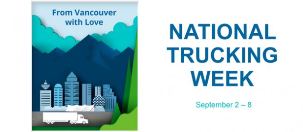 From Vancouver with Love - Trucking Week 2018