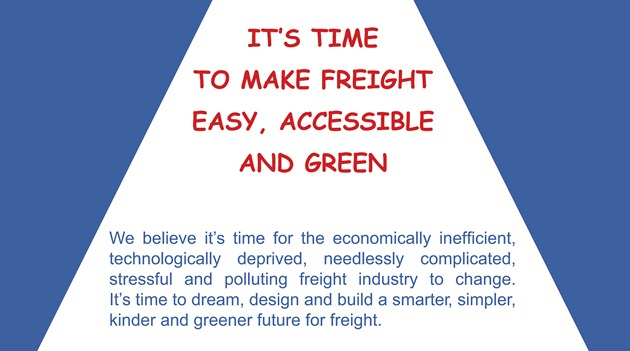 Freightera's Mission