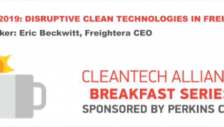 CleanTech Alliance Breakfast Series Freightera