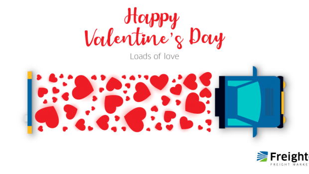Loads of Love - Happy Valentines Day