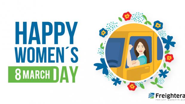 8-March Happy International Women's Day