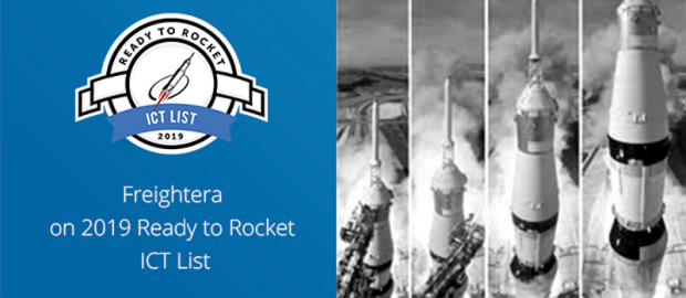 Freightera Ready to Rocket Winner 2019 picture