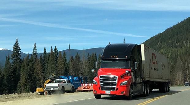 Truck Freightera LTL FTL image