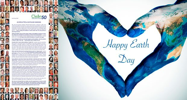 Earth Day Clean50 Letter 2019 image
