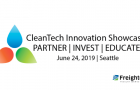 Eric Beckwitt Selected as a Keynote Speaker at CleanTech Innovation Showcase in Seattle on June 24th