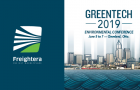 Freightera CEO speaking at the GreenTech 2019 conference on June 6th
