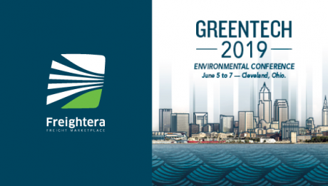 Greentech 2019 Freightera picture