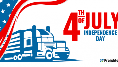 4th of July Independence Day Freightera