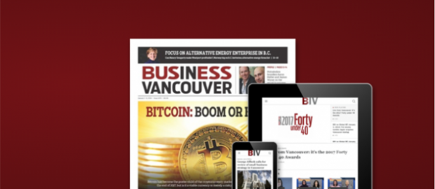 Freightera makes Business in Vancouver's list of fastest growing companies in BC