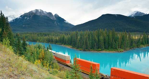 Freightera Green Rail Freight