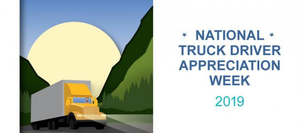 Happy Truck Driver Appreciation week