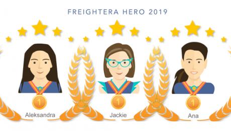 Freightera Hero 2019