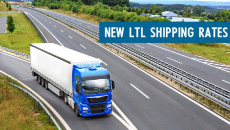 New LTL Freight Shipping Rates Freightera