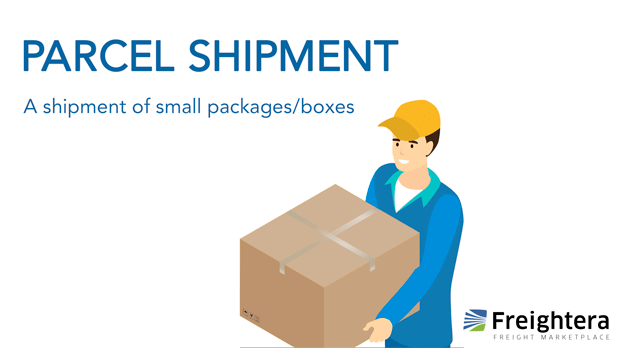 Parcel Shipment Definition Freightera Freight Glossary