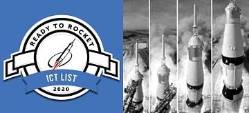 Ready to Rocket Logo